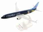 Model Boeing 737-800 Jetairfly FAMILY
