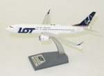 Model Boeing 737-8 MAX LOT Inflight