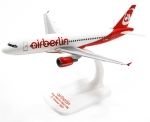 Model Airbus A320 Air Berlin LAST FLIGHT