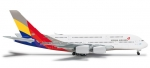 Model Airbus A380 Asiana 1:500
