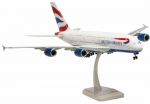 Model Airbus A380 British HOGAN
