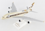 Model Airbus A380 Etihad ZAYED