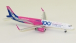 Model Airbus A321 Wizzair 100th