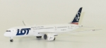 Model Boeing 787-900 LOT 1:400 SP-LSB