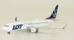 Model Boeing 737-8MAX LOT 1:400 SP-LVA